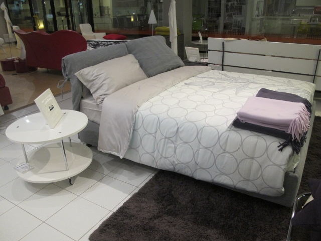 idees camera letto » letto flou nathalie prezzo - galleria design ... - Camera Da Letto Flou