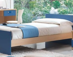 LETTO Fly S75 a PREZZI OUTLET