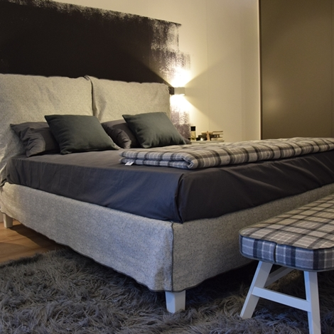 outlet gruppo letto completo Gervasoni Fly letti &Co