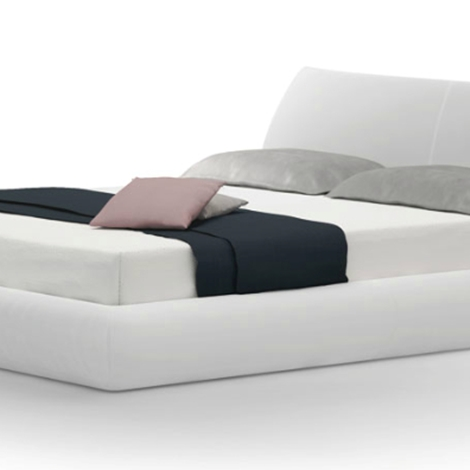 Letto in ecopelle super soft