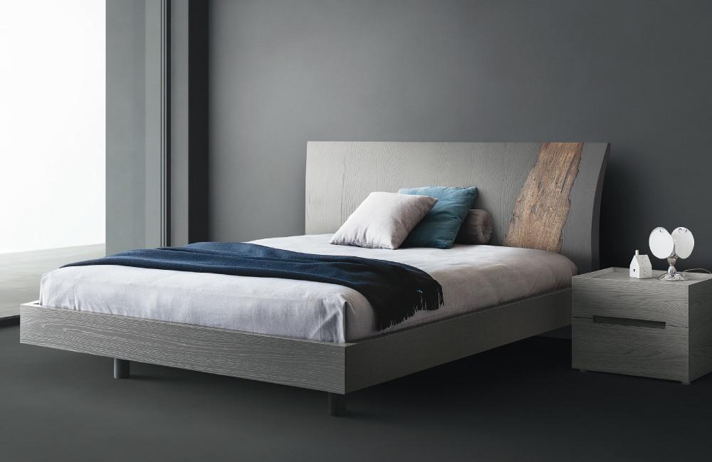 letto in legno cenedese wave con briccola scontato letti