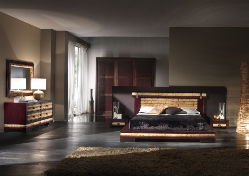LETTO ISAYTO BORDEAUX 19724