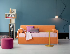 LETTO Joy mod.5 box laterale V&nice in OFFERTA OUTLET