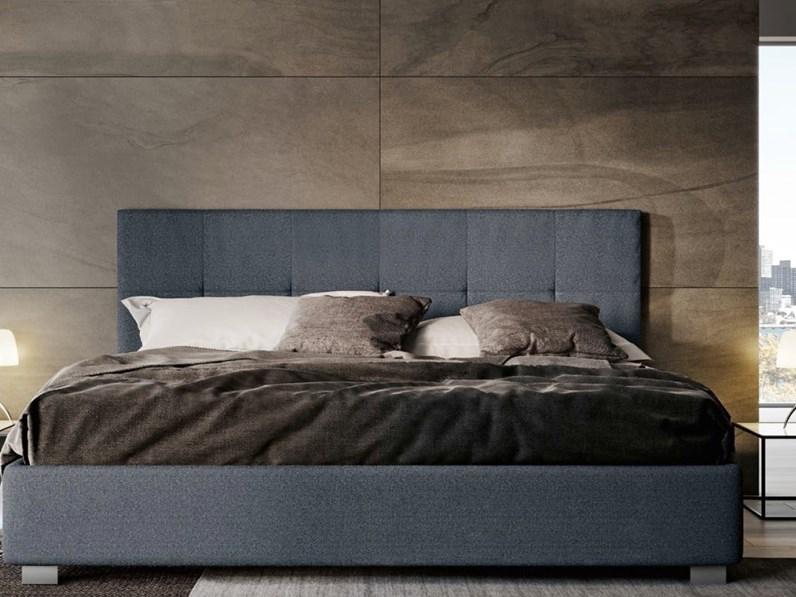 Letto letto designe ilof md work in offerta outlet for Letto design offerta
