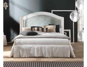 LETTO Letto matrimoniale calla 50 luxury made in italy Md work a PREZZI OUTLET