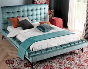 LETTO Letto matrimoniale fiordaliso 50 luxury made in italt Md work a PREZZI OUTLET