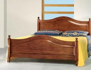 Letto Letto matrimoniale in legno mottes mobili Artigianale SCONTATO 50%