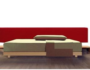 LETTO  letto zen,progettato da emilio nanni x zanotta Zanotta SCONTATO