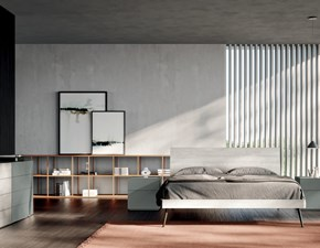LETTO Loge Orme in OFFERTA OUTLET