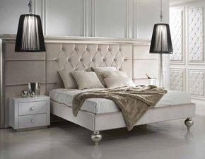 LETTO Luxury bed italy  Md work in OFFERTA OUTLET