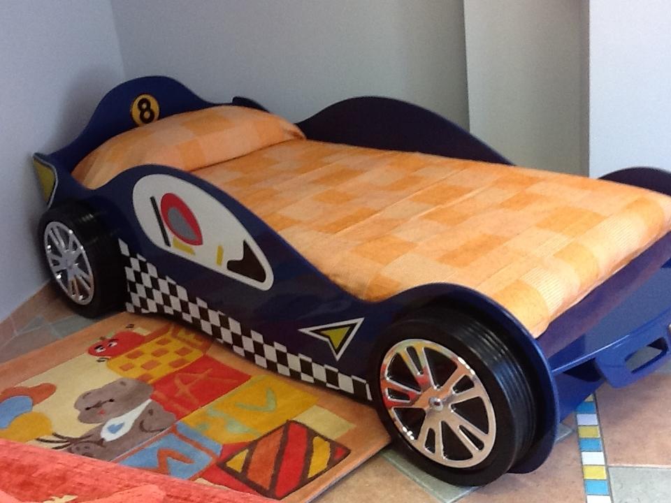 Letto loft letto macchinina da corsa bimbo singolo letti a prezzi scontati - Letto macchina bimbo ...