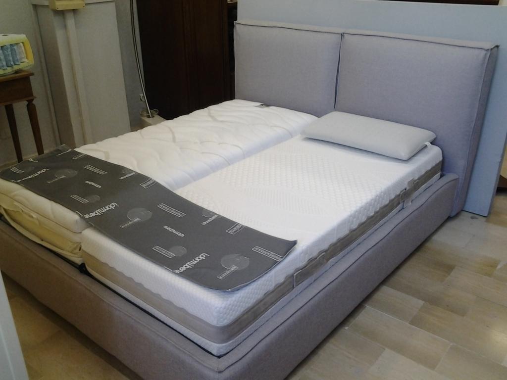 Letto marachesc matrimoniale con doppia alzata letti a - Dove comprare un letto matrimoniale ...