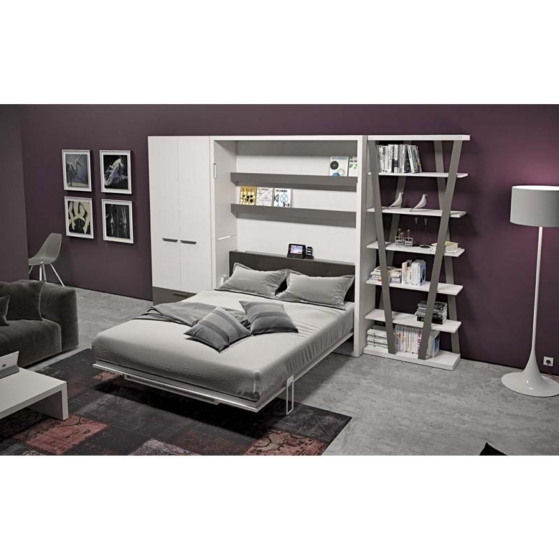 Mobile Con Letto A Scomparsa ~ Idee Creative su Design Per La Casa e ...