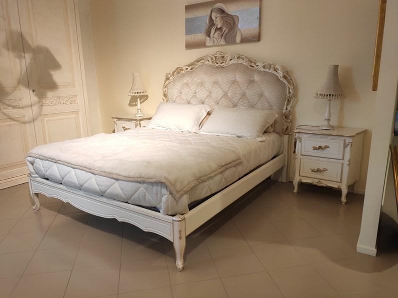 Camera Da Letto Florence.Letto Matrimoniale Classico Chiara 1753 Florence Art A Prezzo