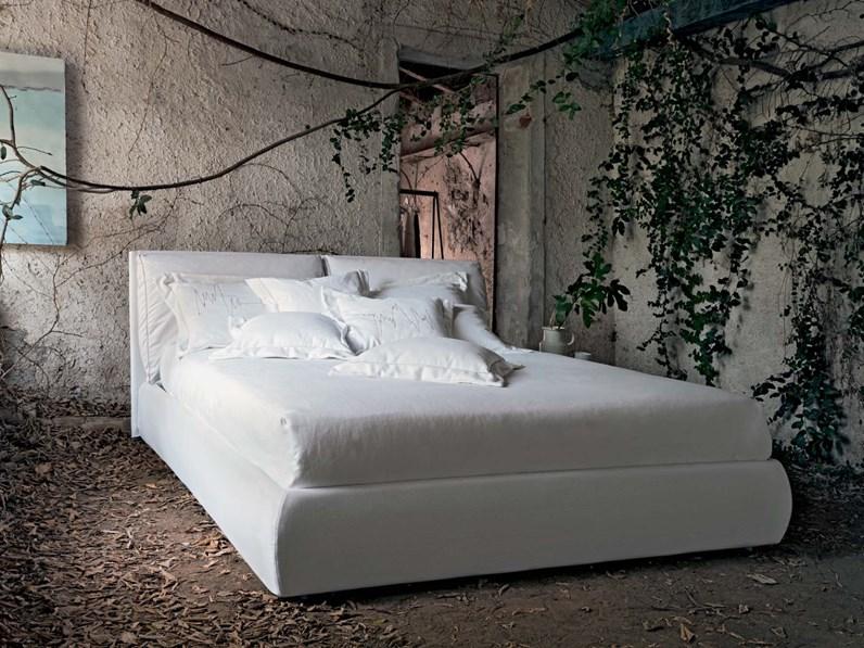 Letto matrimoniale con contenitore gipsy veneran a prezzo ribassato - Prezzo letto contenitore ...