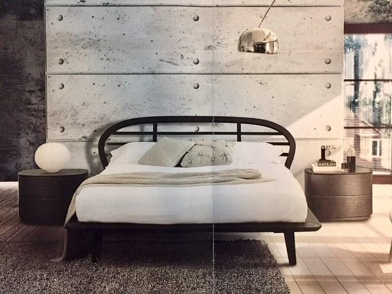 Letto matrimoniale con gambe park fimes a prezzo scontato - Gambe del letto ...
