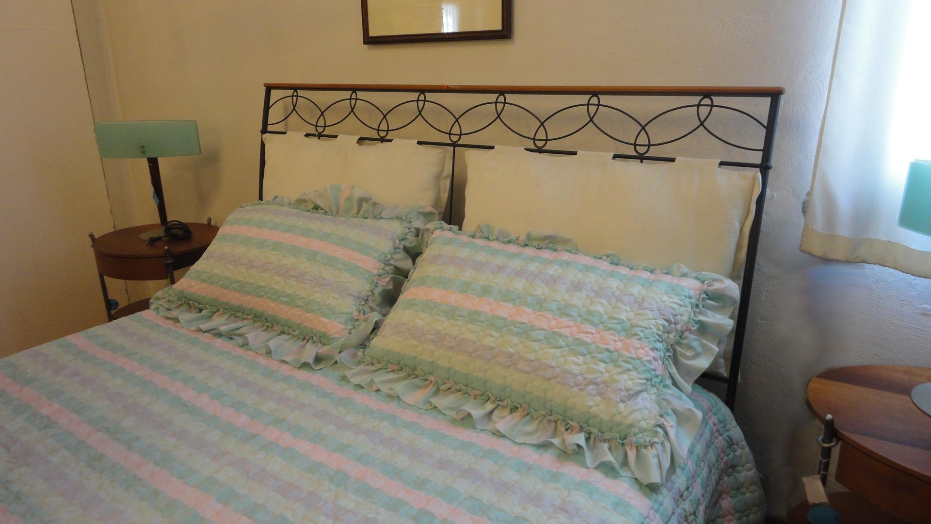 Lamp international letto matrimoniale scontato del 50 - Pediera del letto ...