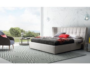Letto matrimoniale design Aspen Le comfort a prezzo ribassato