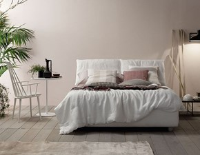 Letto matrimoniale design Blanca * Twils a prezzo scontato