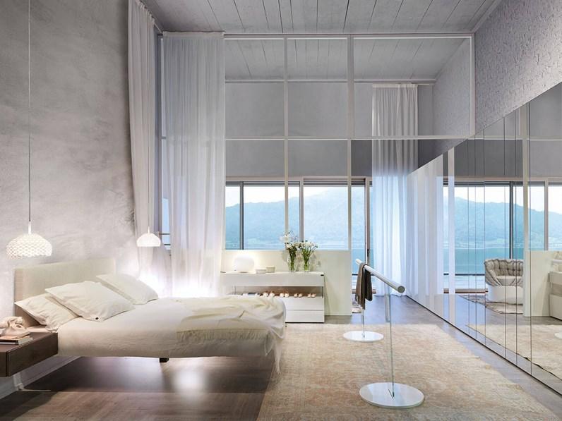 Letto Lago Prezzo.Letto Matrimoniale Design Fluttua Lago A Prezzo Ribassato