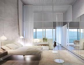 Letto matrimoniale design Fluttua Lago a prezzo ribassato
