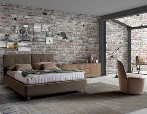 Letto matrimoniale design Hot - cat . b Lecomfort a prezzo ribassato