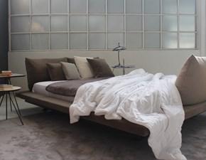 Letto matrimoniale design Peter maly Ligne roset a prezzo ribassato