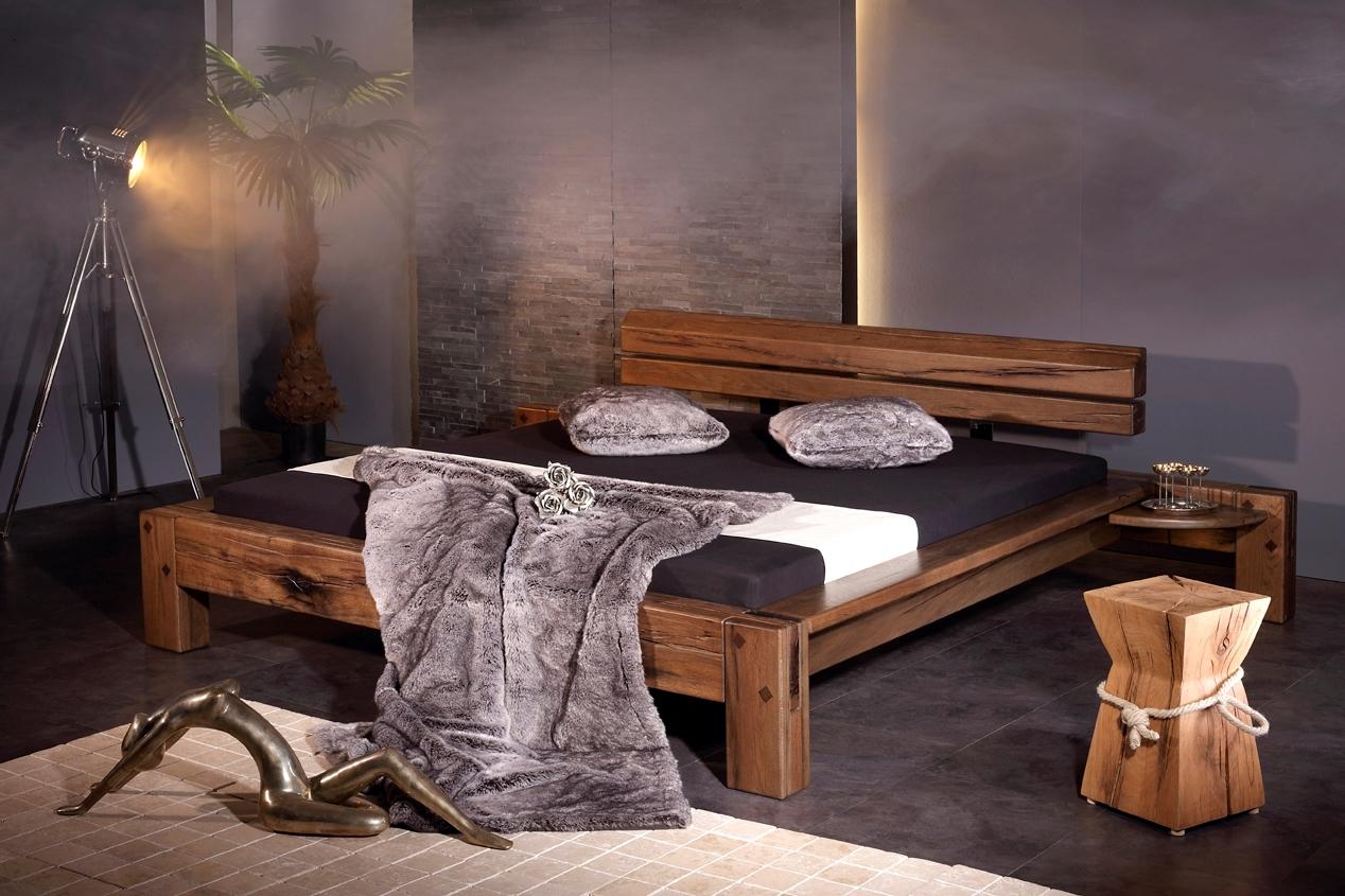 Letto matrimoniale design rustico offerta speciale letti for Offerte letti matrimoniali