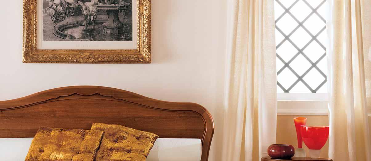 Letto matrimoniale in legno modello viola letti a prezzi - Letto matrimoniale in legno ...