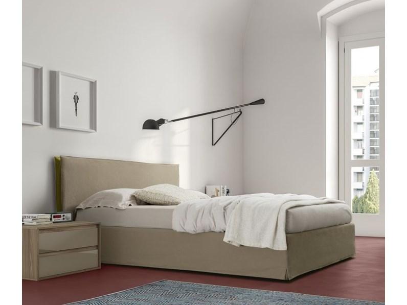 Letto matrimoniale marka modello niki 316 letti a prezzi for Dimensione casa arredamenti