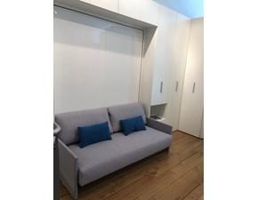 Letto matrimoniale moderno Penelope 2 sofa'- 177 - p.35 Clei a prezzo ribassato