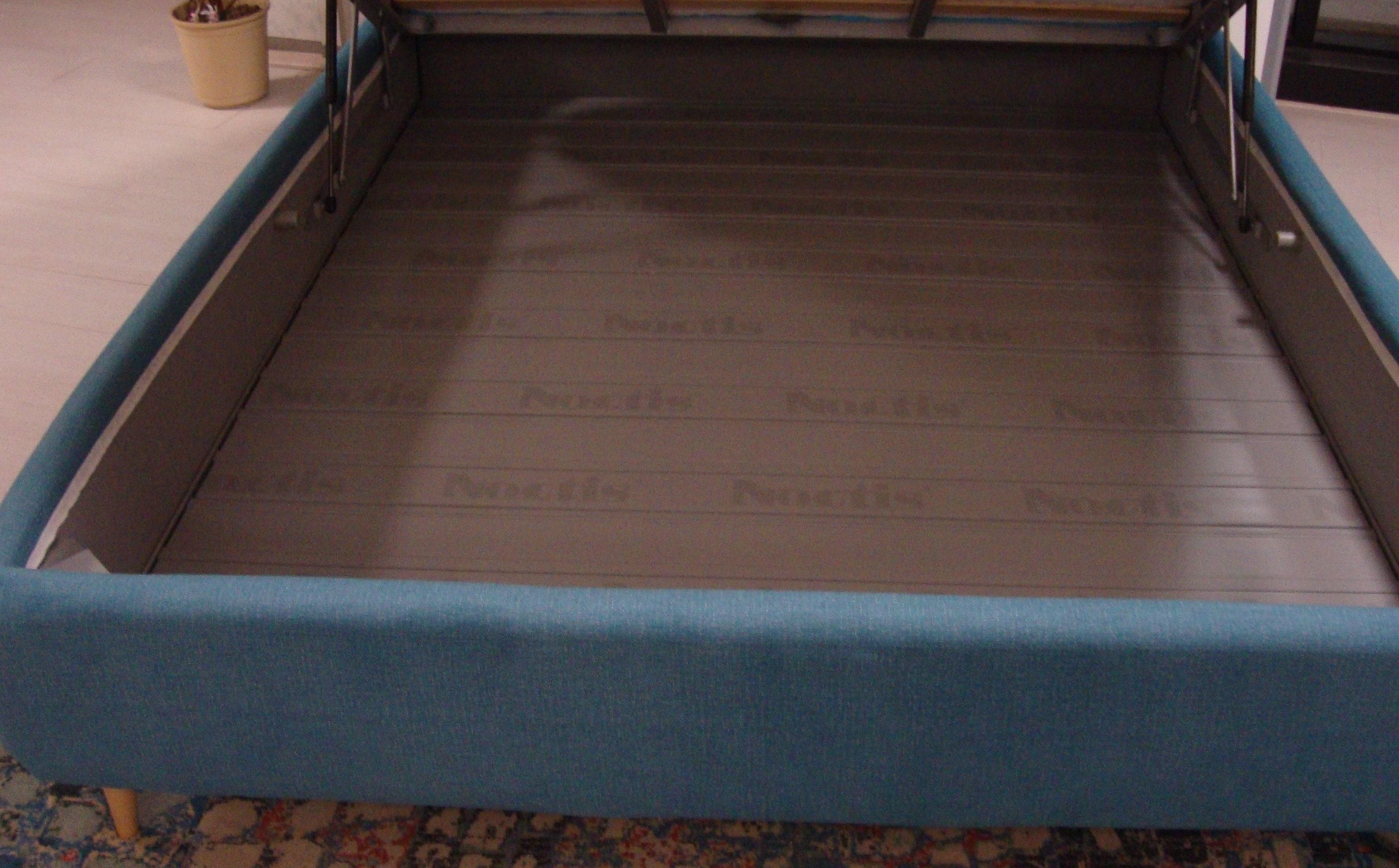 Letto matrimoniale paco di noctis in offerta letti a for Noctis folding box