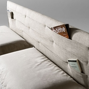 Letto matrimoniale Pocket di Samoa