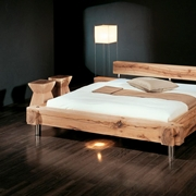 Letto matrimoniale rovere Suisse Creation offerta