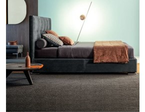 LETTO Max capitone' Twils in OFFERTA OUTLET