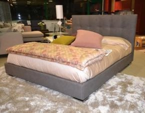 LETTO Max capitonne' basso Twils in OFFERTA OUTLET