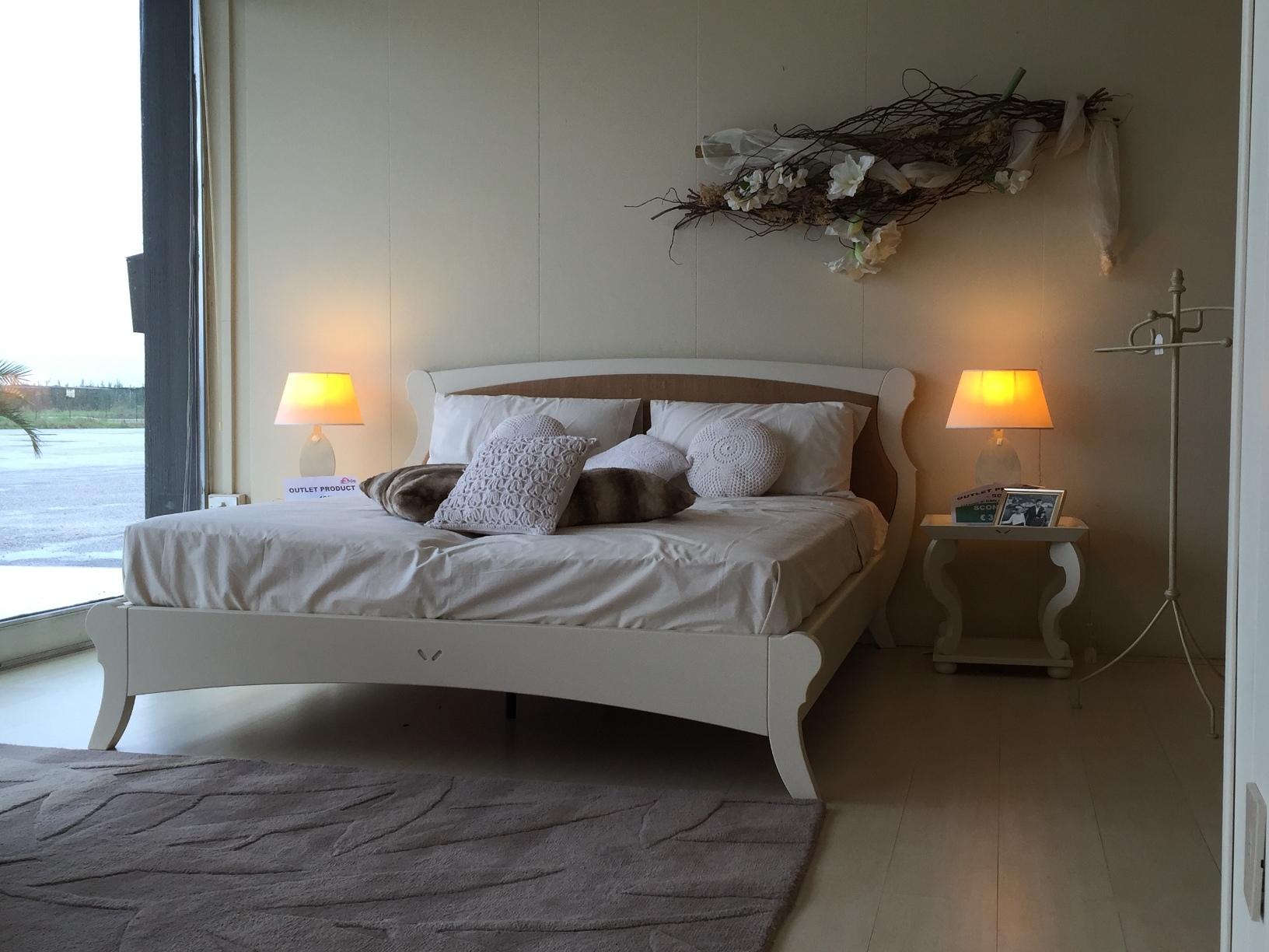 Letto minacciolo english mood fulton matrimoniale classico for Camere da letto in legno prezzi