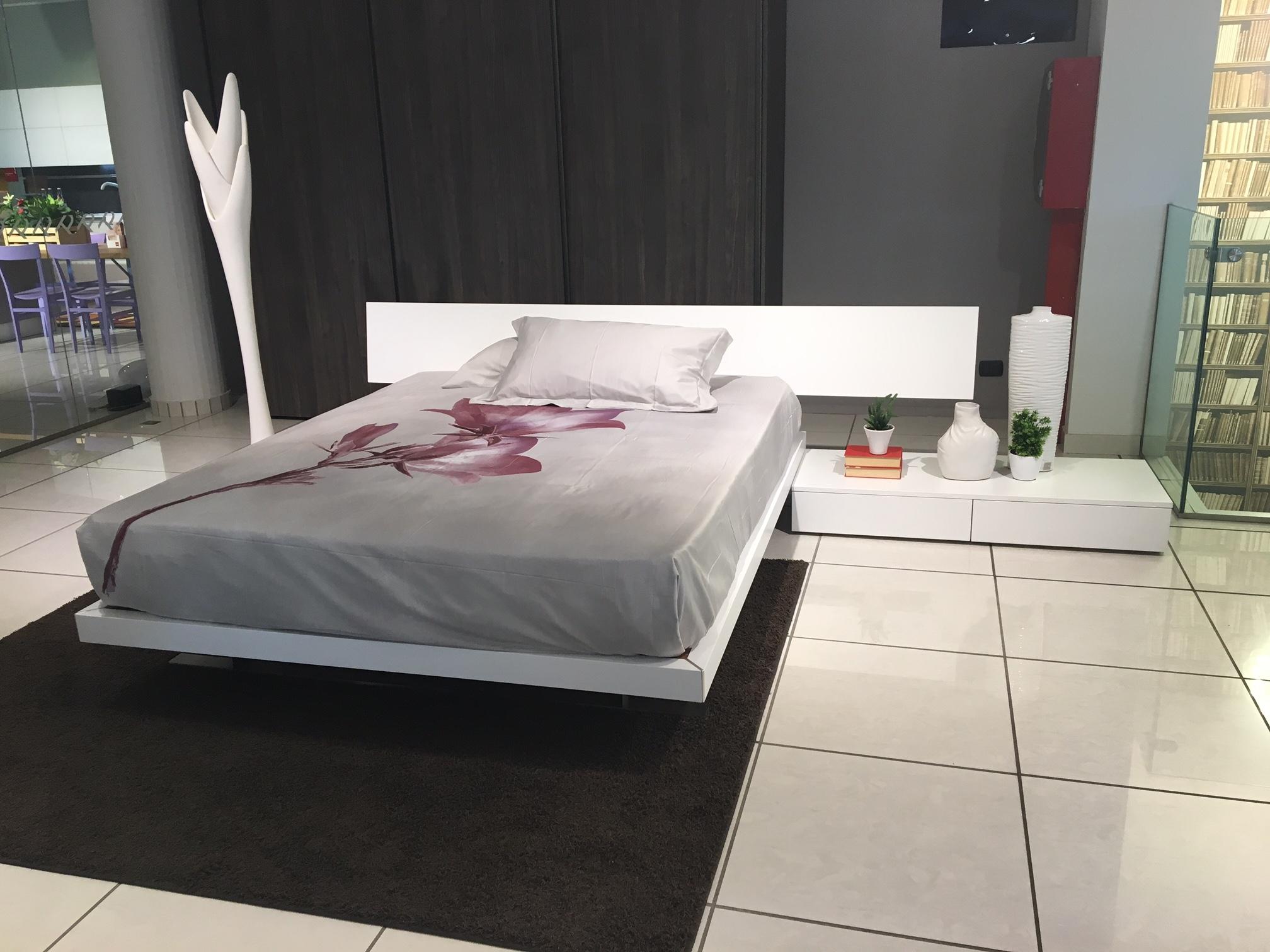 Letto flou duetto prezzo design per la casa moderna for Prezzo letto tadao flou