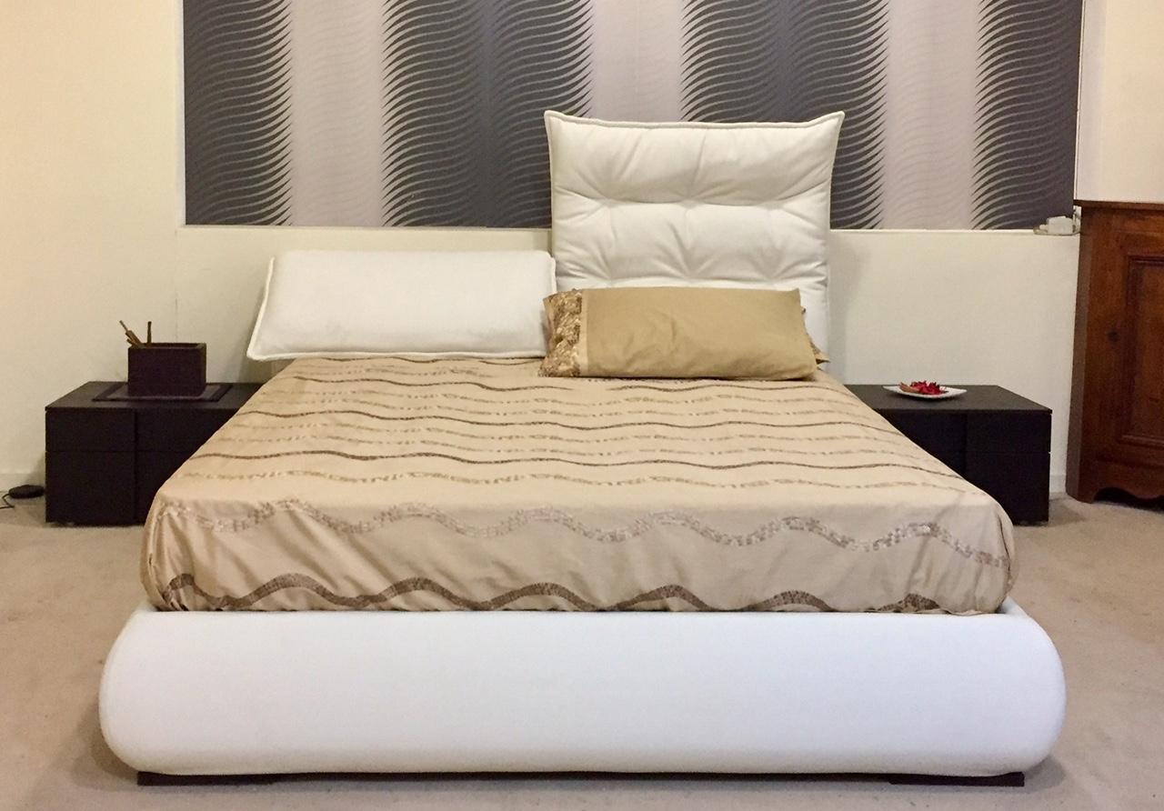 Letto mod vivre piellepi contenitore testata reclinabile - Posizioni nuove a letto ...
