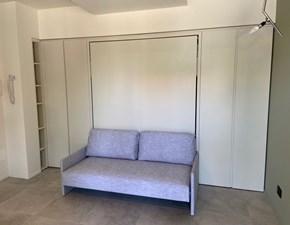 Letto moderno a scomparsa Penelope 2 sofa' / p.62,3                                                             Clei a prezzo scontato