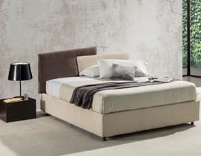 Letto moderno con contenitore Liart Crippa divani&letti a prezzo ribassato