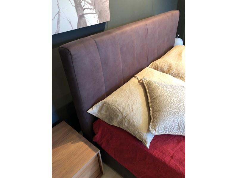 Letto moderno con contenitore milano artigianale a prezzo ribassato - Prezzo letto contenitore ...