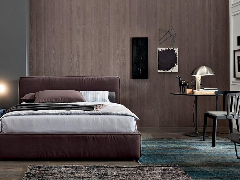 Letti Moderni Con Contenitore : Target asolo letto moderno con contenitore piazza e mezzo