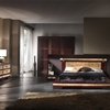 LETTO MODERNO IN CRASH BAMBU' BORDEAUX