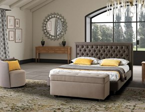 LETTO Monet Lecomfort in OFFERTA OUTLET