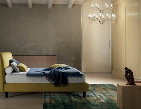LETTO Novel Samoa in OFFERTA OUTLET