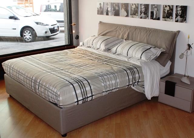 Stunning letto oggioni linea oggi modello ginger contenitore with letti contenitori - Ikea letto brusali ...