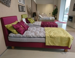 Letto Pauly Beds materiali naturali