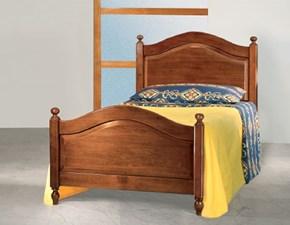 Letto piazza e mezzo Letto da una piazza e mezza in legno mottes mobili Artigianale con un ribasso del 50%