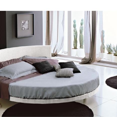 Letto rotondo completo di materasso letti a prezzi scontati - Misure letto rotondo ...